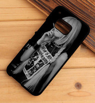 Taylor Momsen Custom HTC One X M7 M8 M9 Case