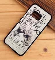 A Day to Remember Custom HTC One X M7 M8 M9 Case