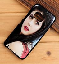 Alexandra Daddario Custom HTC One X M7 M8 M9 Case