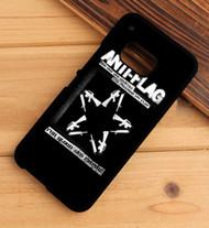 Anti Flag Custom HTC One X M7 M8 M9 Case