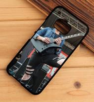 Benn Suede Crown The Empire Custom HTC One X M7 M8 M9 Case