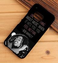 Bob Marley Quotes Custom HTC One X M7 M8 M9 Case