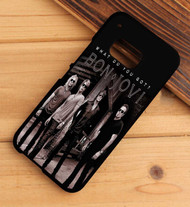 Bon Jovi Custom HTC One X M7 M8 M9 Case