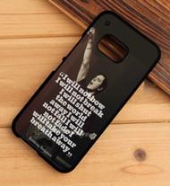 Breaking Benjamin Custom HTC One X M7 M8 M9 Case