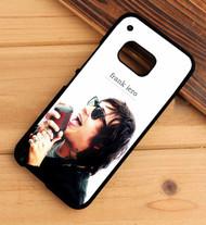 Frank Iero My Chemical Romance Custom HTC One X M7 M8 M9 Case