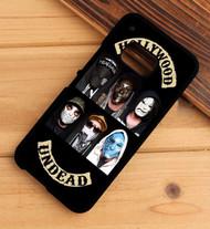 Hollywood Undead Mask Custom HTC One X M7 M8 M9 Case