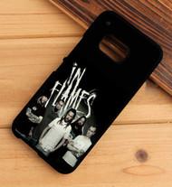 In Flames Custom HTC One X M7 M8 M9 Case