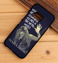 Maria Brink In This Moment Custom HTC One X M7 M8 M9 Case