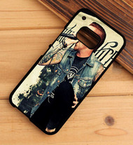 Matty Mullins Memphis May Fire Custom HTC One X M7 M8 M9 Case