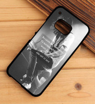 Mayday Parade Quotes Custom HTC One X M7 M8 M9 Case