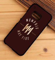Memphis May Fire Unconditional Deluxe Edition Cover Custom HTC One X M7 M8 M9 Case