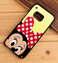 Minnie Mouse Custom HTC One X M7 M8 M9 Case