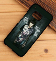 Oliver Sykes Bring Me The Horizon- Drown Custom HTC One X M7 M8 M9 Case