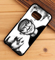 Rush Custom HTC One X M7 M8 M9 Case