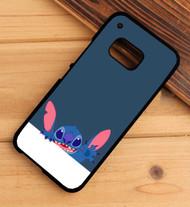 Stitch Disney Lilo And Stitch Custom HTC One X M7 M8 M9 Case