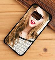 Taylor Swift Custom HTC One X M7 M8 M9 Case