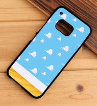 Toy Story Andy's room Custom HTC One X M7 M8 M9 Case