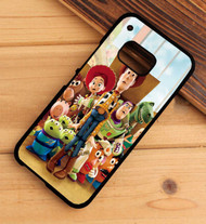 Toy Story Custom HTC One X M7 M8 M9 Case