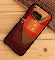 Wreck-It Ralph Costume Custom HTC One X M7 M8 M9 Case