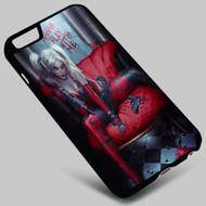 Harley Quinn Joker Batman DC Comics on your case iphone 4 4s 5 5s 5c 6 6plus 7 Samsung Galaxy s3 s4 s5 s6 s7 HTC Case