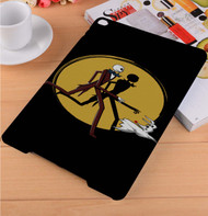 Jack Skellington Tintin Nightmare Before Christmas iPad Samsung Galaxy Tab Case