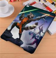 Rocket Racoon Guardians of The Galaxy iPad Samsung Galaxy Tab Case