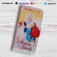 Disney Sleeping Beauty Classic Leather Wallet iPhone 5 Case
