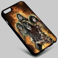 Kiss Band (1) Iphone 4 4s 5 5s 5c 6 6plus 7 Samsung Galaxy s3 s4 s5 s6 s7 HTC Case