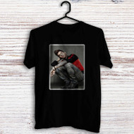Adam Lambert Tattoo Custom Men Woman T Shirt
