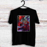 Deadpool Spiderman Custom Men Woman T Shirt