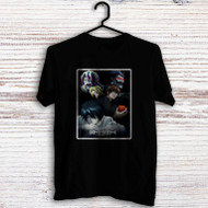 Death Note Characters Custom Men Woman T Shirt
