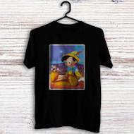 Disney Pinocchio Custom Men Woman T Shirt