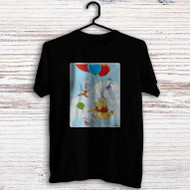 Disney Winnie The Pooh Balloons and Friends Custom Men Woman T Shirt