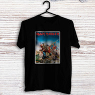 Iron Maiden Trooper Custom Men Woman T Shirt