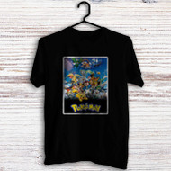 Pokemon Characters Custom Men Woman T Shirt