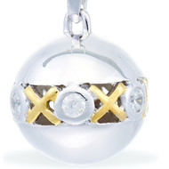 XOX -- Hugs & Kisses (Yellow Gold)
