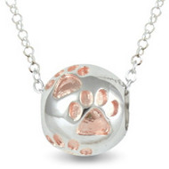 Paws (Rose Gold) (cute) -- Love From Your Pet