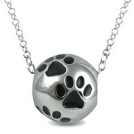 Paws (black) (cute) -- Love From Your Pet