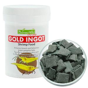 BorneoWild Gold Ingot 40g (For Neocaridina)