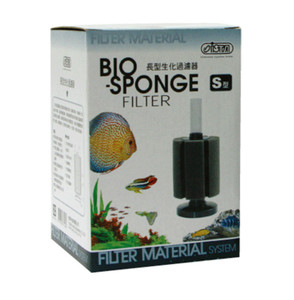 ISTA BIO SPONGE FILTER - Rectangular BIO FOAM - Small (up to 20 GALLON)
