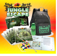 Jungle Escape Fifth Edition Complete Kit