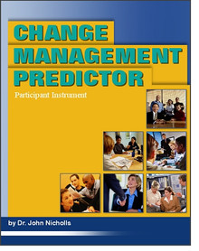 Change Management Predictor Participant Instrument