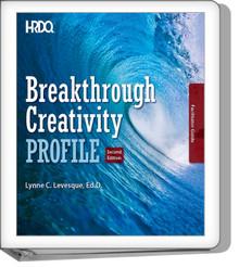Breakthrough Creativity Profile Facilitator Set