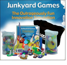 Junkyard Games Complete Kit