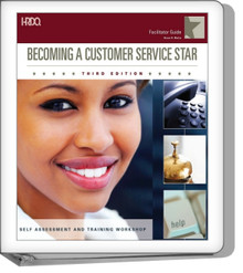 Becoming A Customer Service Star Facilitator Set