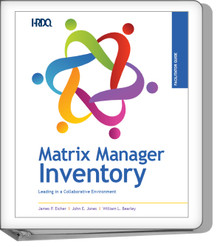 Matrix Manager Inventory Facilitator Set