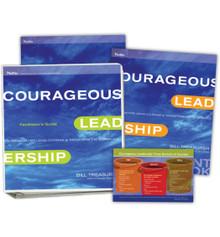 Courageous Leadership Facilitator Set