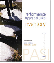 Performance Appraisal Skills Inventory Facilitator Set