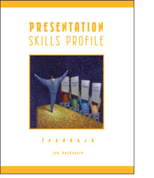 Presentation Skills Profile Observer Form