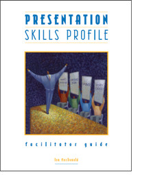Presentation Skills Profile Facilitator Set